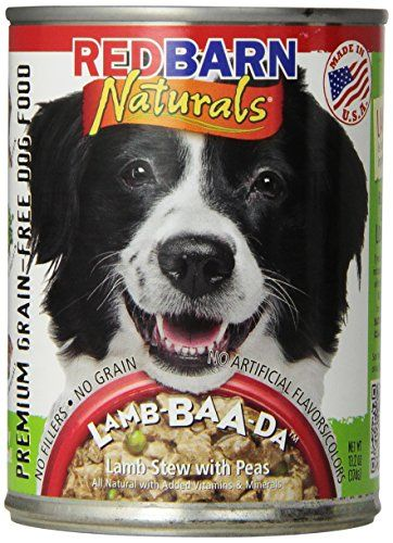 Redbarn Pet Products 416362 12 Pack Lamb Baa Daa Canned For More Information Visit Image Link It Is Amazon Af Canned Dog Food Wet Dog Food Food Animals
