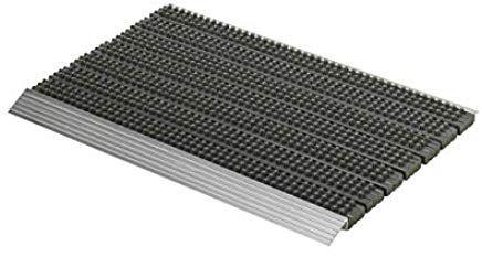 Super Brush Aluminium Fussmatte Alu Turmatte Schmutzfangmatte Grau 60 X 40 X 28 Cm Geschenkideen Haus Home Heimtextilien Interior Details Interior