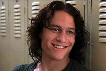 Ugh!  he was so awesome! 13 Reasons No Man Will Ever live up to Heath Ledger in 10 Things I Hate About You!