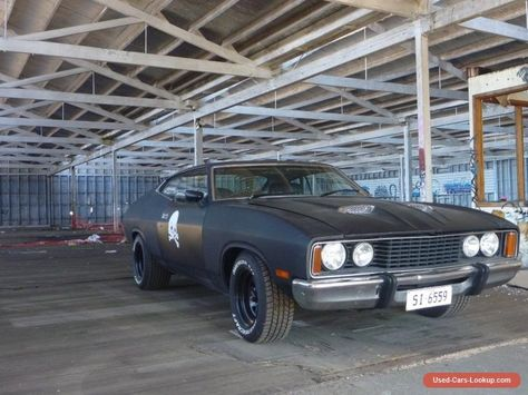 Car For Sale Xc Ford Falcon 500 Hardtop Coupe