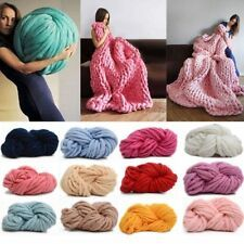 Find great deals for Bulky Arm Knitting Wool Chunky Wool Yarn Super Soft Roving Crocheting DIY Nice. Shop with confidence on eBay!