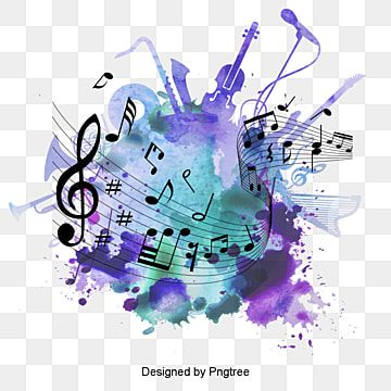 Beautiful Cartoon Hand Painted Music Symbol Staff Music Clipart Music Aesthetic Png Transparent Clipart Image And Psd File For Free Download Music Clipart Cartoon Clip Art Music Backgrounds