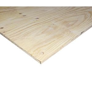 Wickes Structural Softwood Plywood Ce2 12mm X 1220mm X 2440mm In 2020 Softwood Plywood Wickes