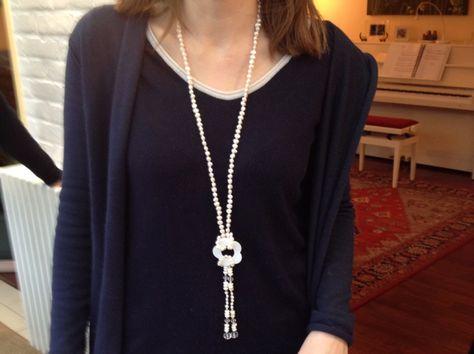 collier perle zabok