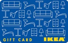 Ikea Gift Card Google Search With