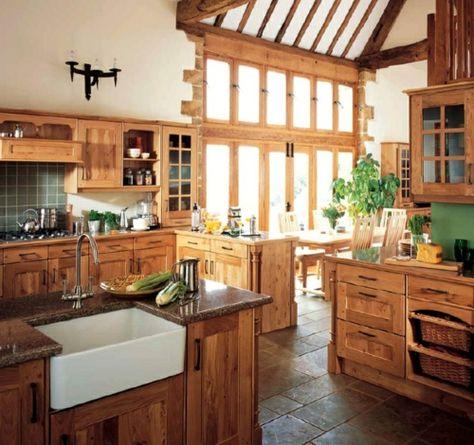 Nussdorfer Küchenhaus - Ihr Partner für Landküchen, Landhausküchen - paneele kche gestalten