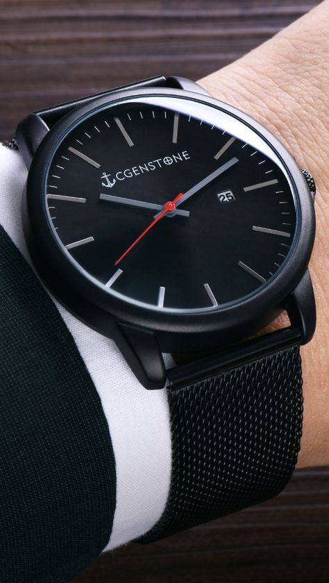 d2601729d580 Best Watches Under  200. Men watches- Timeless and affordable watches. Gift  for him. Cgenstone Watches