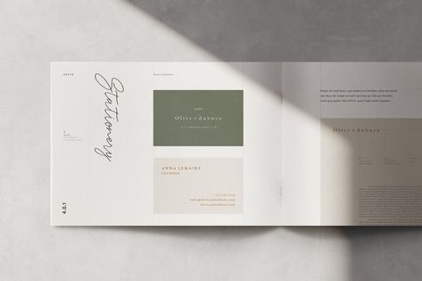 Auburn Brand Guidelines By Studio Standard On Creativemarket The Is 40 Page Indesign Design Template