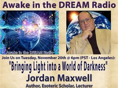 jordan maxwell author