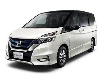 Nissan Serena E Power Highway Star 02 2018 Mobil