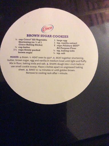 5 5 Recipe Brown Sugar Cookies Brown Sugar Cookie Recipe