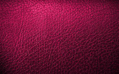 تحميل خلفيات جلد وردي خلفية 4k أنماط الجلود جلدية القوام الوردي جلدية الملمس خلفيات الوردي جلد الخلفيات ماكرو الجلود Besthqwallpapers Com
