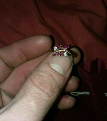 Ebay Advertisement Antique 10k Gold Ring With Saphire Inlay Size 6 In 2020 10k Gold Ring Saphire Gold Rings