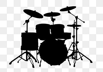 Drum Silhouette Music Instrument Drum Clipart Drum Music Png Transparent Clipart Image And Psd File For Free Download Music Clipart Drum Music Retro Music