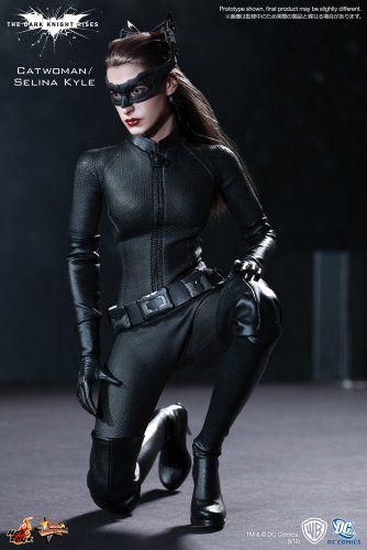 Movie Masterpiece The Dark Knight Rises Catwoman Selina Kyle Second Production H28cm Dark Knight Rises Catwoman Catwoman Cosplay Catwoman Selina Kyle