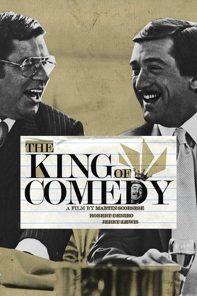 The King of Comedy movie review (1983) | Roger Ebert