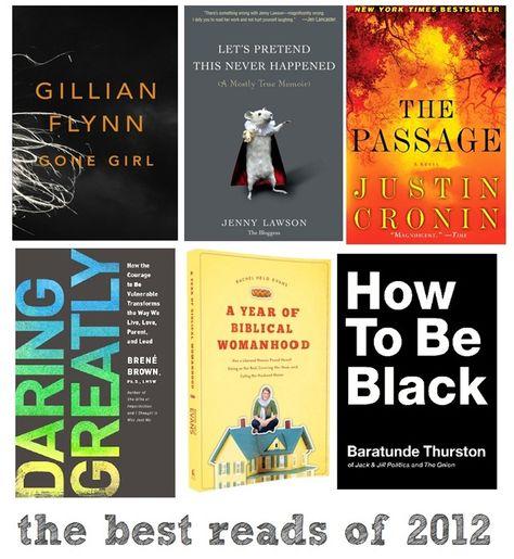 best reads of 2012: Rage against the minivan