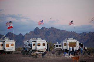 Yuma Arizona Rv Camping