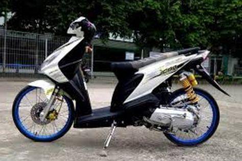 Modifikasi Honda Beat Velg 17 Honda Motor Mobil
