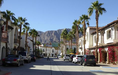 Head to Riverside County and you'll find a small resort town with a population under that is a delightful place to visit all year long.