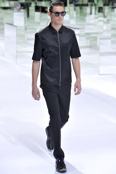 Dior Homme: menswear spring/summer 2014