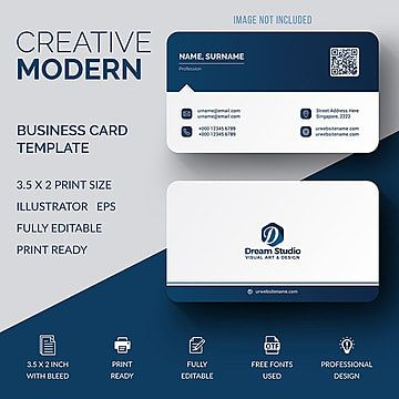 현대 명함 Modern Business Cards Business Cards Creative Business Card Design