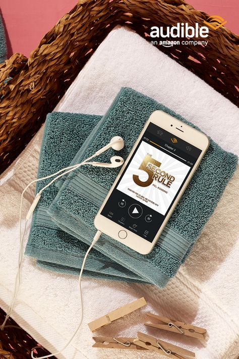 Doing the laundry? Listen to an Audiobook. Get the Audible App ...