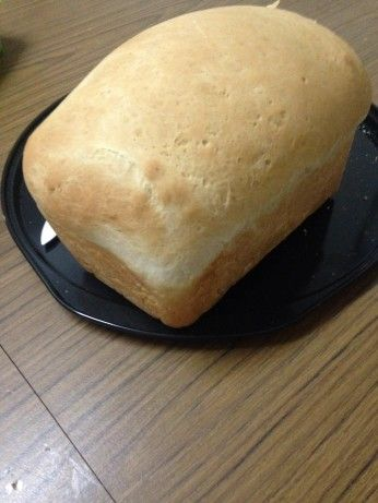Extremely Soft White Bread (Bread Machine) | Recipe in ...