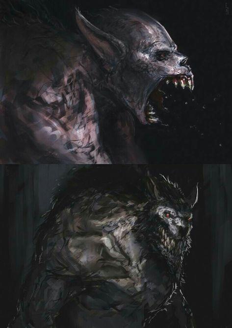 300+ Werewolfs ideas | mýtické tvory, mytológia, temne umenie