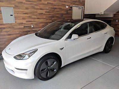 2018 Tesla Model 3 Premium Long Range Tesla Model X 2018 Tesla Model 3 Tesla Model