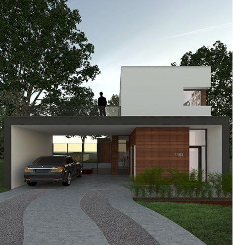 stunning small modern home designs pictures - 3d house designs