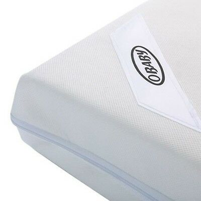 Obaby Foam Cot Mattress 120 x 60cm
