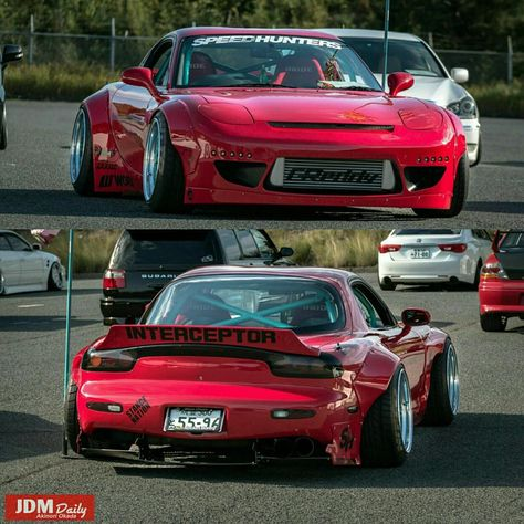 The Fast And The Furious: Tokyo Drift Car Of The Day: VeilSide RX 7   IGN |  RX7 | Pinterest | Drifting Cars, Tokyo And Cars