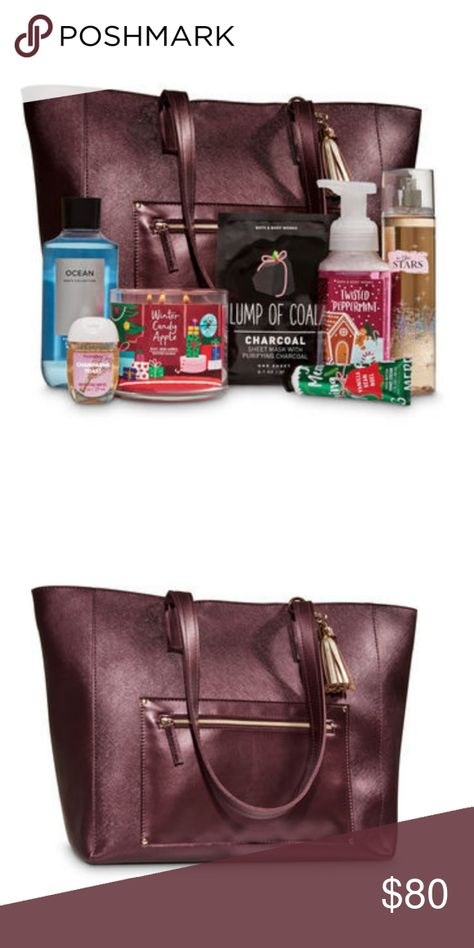 Bath And Body Works Black Friday 2018 Vip Tote Includes Winter