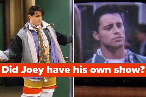Was there actually a Friends spin-off?View Entire Post ›