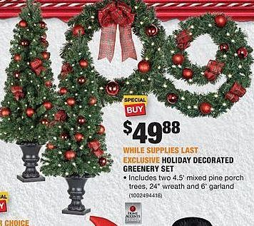 Black Friday Christmas Tree Online 2021 Pin On Porch Decorating