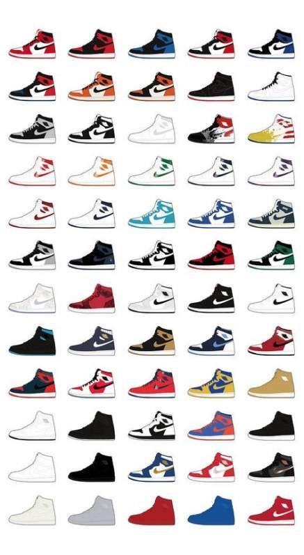 34+ Ideas Sneakers Jordans Wallpaper #sneakers