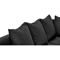 3 Sitzer Sofa Polsterbezug Beige Motala Belianibeliani Smart