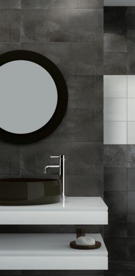 Les meubles de salle de bain vont vers la tendance épurée et