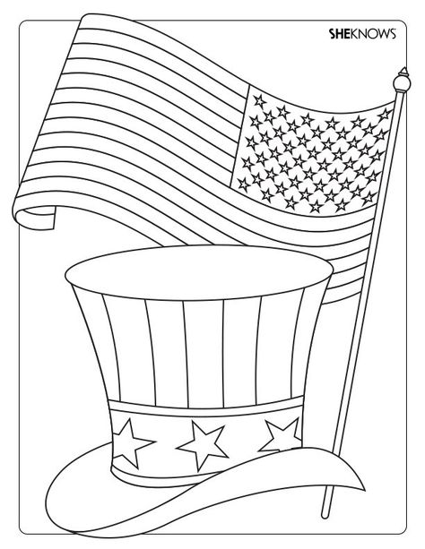 Keep Kids Busy On July 4th With This Color Activities Business