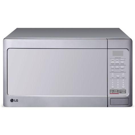 Lg 2 0 Cf Countertop Microwave