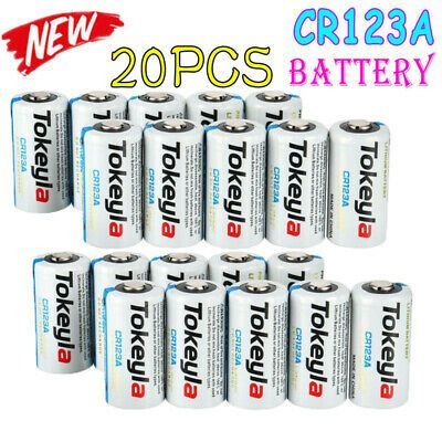 Ad Ebay Link New 20pcs 3v Cr123a 123a Lithium Batteries For Toy Led Flashlight Etc From Usa In 2020 Camera Usa Lithium Battery