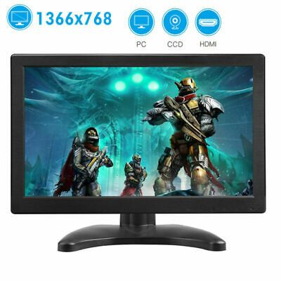 Ebay Link Ad Toguard 12 Tft 1366p Screen Monitor Color Display Pc Cctv Hdmi Vga Dual Speaker In 2020 Cctv Monitor Led Display Screen Computer System
