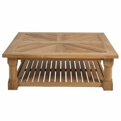 Lakeshore 48 Square Coffee Table Coffee Table Square Coffee