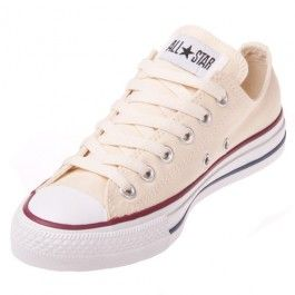 c8cc4ca716ed The Converse Chuck Taylor All Star Leather White Low Top shoe is a  fashionable low-cut sneaker that sports a wh…