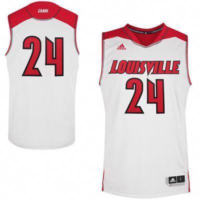 Men's Louisville Adidas Sleeveless Hoodie