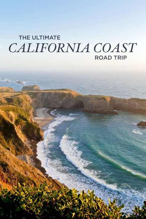 The Ultimate California Coast Road Trip - All the Best Stops Along the PCH