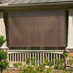 Outdoor Cordless Sun Shade Outdoor Shade Outdoor Sun Shade Exterior Roller Shade