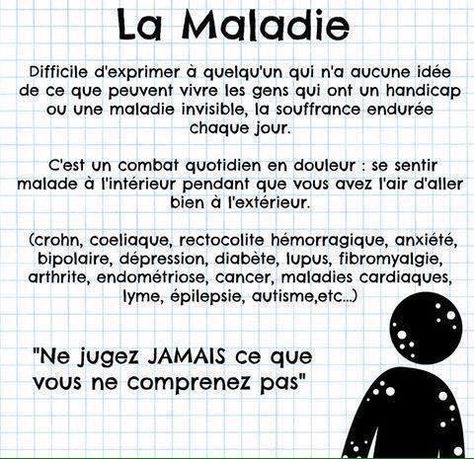 Citation Sur La Maladie Et Le Handicap Citation Sur La Maladie