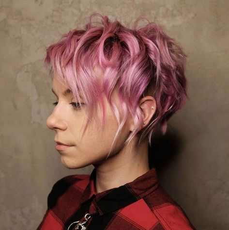 Photo of Undercut Frauen Kurz